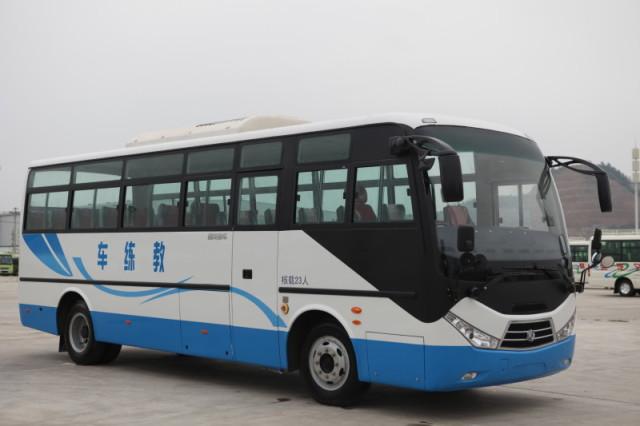 m6米乐vip牌9米教练车客车厂家,原